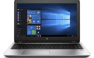 Notebook HP ProBook 450 G4 (Z2Y42ES#BCM) stříbrný