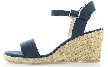 Tmavě modré sandály Tamaris 28300