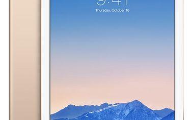 Apple iPad Air 2 32GB Wi-Fi MNV72FD/A Zlatá