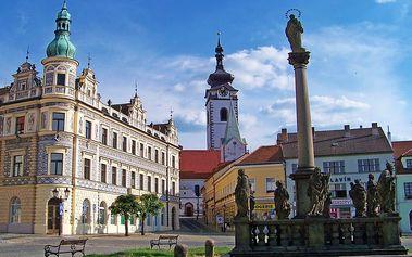 Jižní Čechy pro DVA s neomezeným wellness ve stylovém 4* Interhotelu America