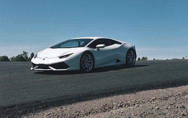 15-30min. jízda v supersportech: Porsche, Ferrari nebo Lamborghini jako řidič či spolujezdec