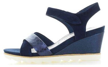 Tmavě modré sandály Tamaris 28333