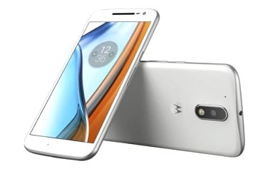 Mobilní telefon Lenovo Moto G4 Dual SIM (SM4374AD1N7) bílý