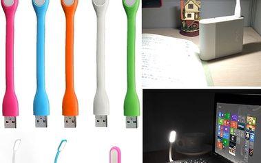 LED USB světlo k počítači nebo notebooku - dodání do 2 dnů