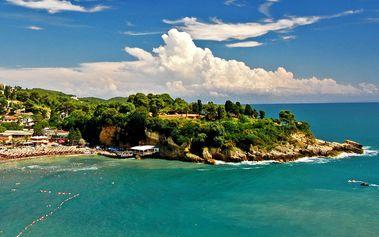 Letní dovolená v Černé Hoře: 8 dní se snídaní