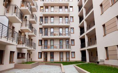 Moderní ubytování v Prince Apartments na skok od centra Budapešti