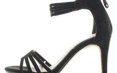 Černé sandály s.Oliver 28331