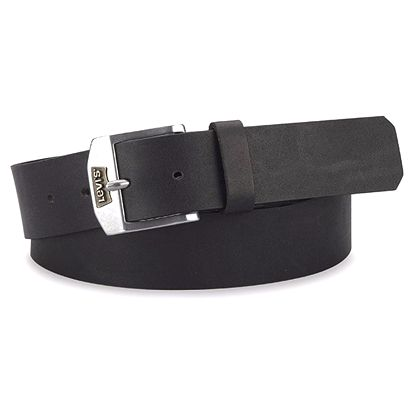 Pánský pásek Levi's - AB219406 Černý
