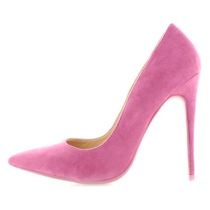 Růžové lodičky Spilky