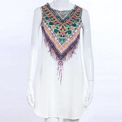 Letní šaty v bohémském stylu - více variant