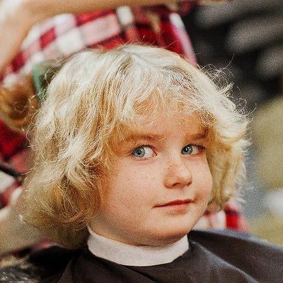 Profesionální kadeřnické služby pro vaše děti