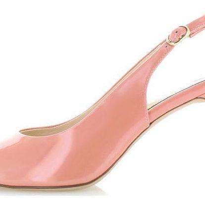 Lososové sandály Högl 107105