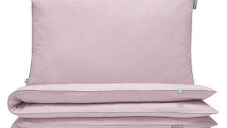 Růžové povlečení Mumla, 200x220cm - doprava zdarma!