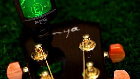Digitální kytarová ladička