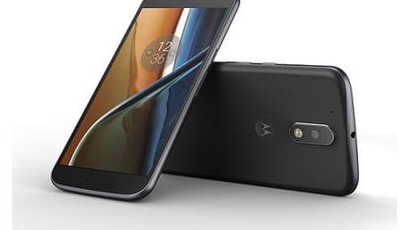 Mobilní telefon Lenovo Moto G4 Dual SIM (SM4374AE7N7) černý
