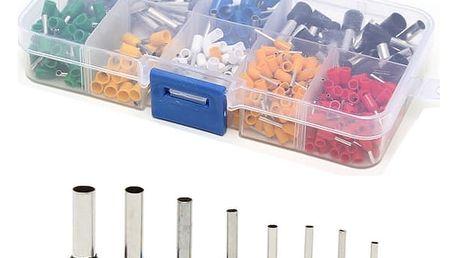 Lisovací izolované dutinky - 400 ks