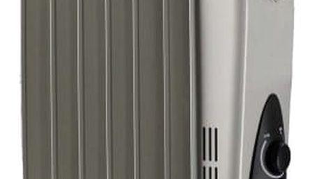 Olejový radiátor Ardes 471 bílý