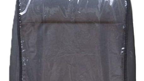 Transparentní ochranná folie na zadní stranu autosedačky