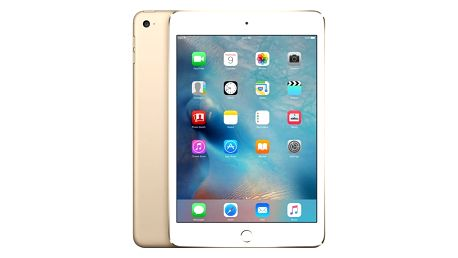 Apple iPad mini 4 128GB Wi-Fi MK9Q2FD/A Zlatá