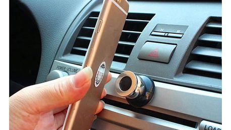 Magnetický držák na telefon do auta - 2 barvy