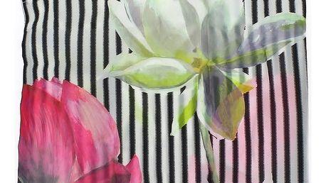 Skládací taška Blueprint Collections Couture Rose - doprava zdarma!