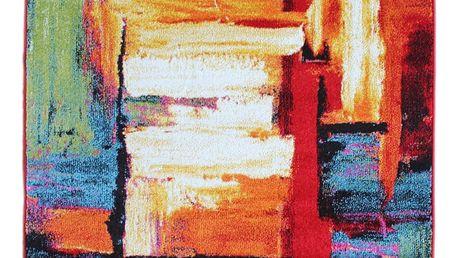 Koberec Eko Rugs Dada Multicolor, 80x150cm - doprava zdarma!