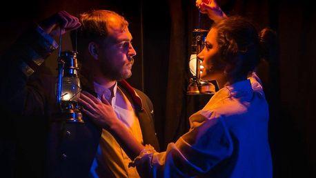 Divadelní hra Petrolejové lampy