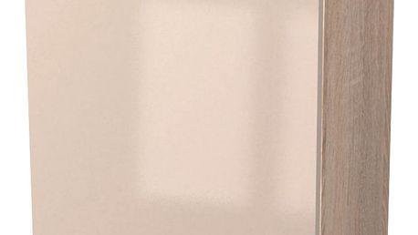 Kuchyňská horní skříňka nepal h 60-89, 60/89/32 cm