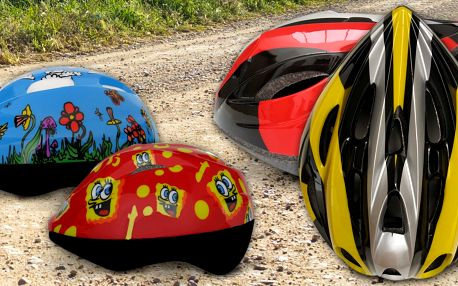 Na kole bezpečněji s cyklistickou přilbou Fly