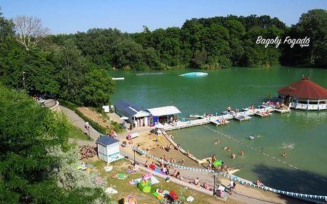 Maďarské jezero s wellness a polopenzí