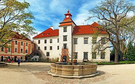 3–5denní pobyt v penzionu U Sýkorů u Třeboně pro 2 osoby s láhví vína
