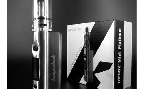 E-cigareta Kangertech TOPBOX Mini TC 75W Grip Platinum