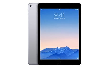 Apple iPad Air 2 Wi-Fi 32GB MNV22FD/A Vesmírně šedá