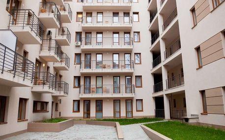 Moderní ubytování v Prince Apartments u centra