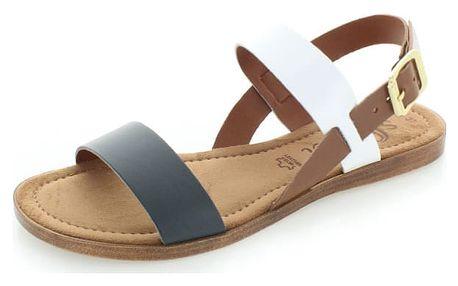 Tmavě modré sandály s.Oliver 28100