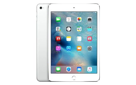 Apple iPad mini 4 128GB Wi-Fi MK9P2FD/A Stříbrná