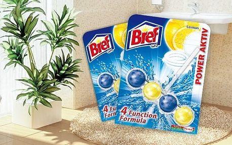 Výhodné balení 10 WC bloků BREF Power Activ