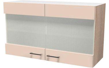 Kuchyňská horní skříňka nepal hg 100, 100/54/32 cm