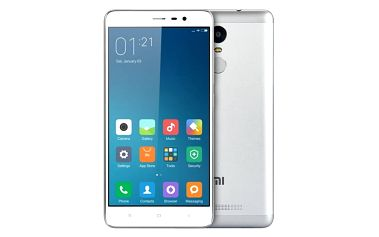 Xiaomi Redmi Note 3 PRO 16GB Dual SIM stříbrný