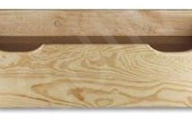 Úložný prostor pod postel LK150 olše