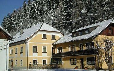 Rakousko - Lungau / St. Michael na 5 až 8 dní, polopenze s dopravou vlastní