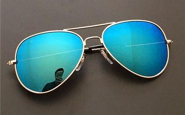Sluneční brýle leteckého stylu pro ženy i muže - 14 variant