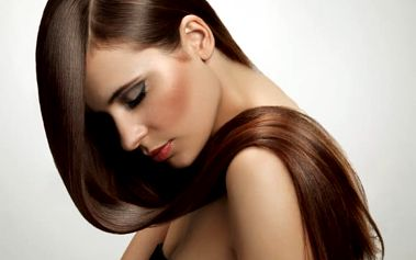 Kadeřnický balíček pro všechny délky vlasů či pánský střih včetně regenerační maska na vlasy