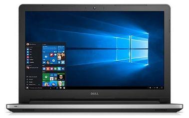 Notebook Dell 15 5000 (N5-5559-N2-711S) stříbrný