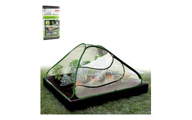 Zahradní fóliovník+palisáda UH