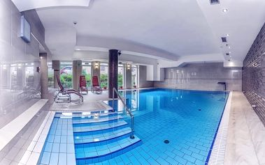 Polsko: wellness pobyt ve spa hotelu