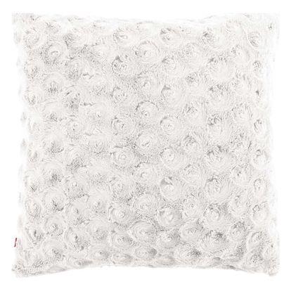 Polštář LUCKEE smetanová 45x45 cm HOME & YOU Varianta: Povlak na polštář s výplní, 45x45 cm
