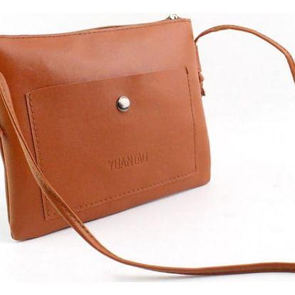 Krásná Basic kabelka přes rameno -více variant