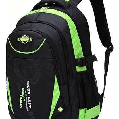 Dětský batoh do školy 35L - mix barev