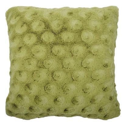 Polštář LUCKEE zelená 45x45 cm HOME & YOU Varianta: Povlak na polštář, 45x45 cm